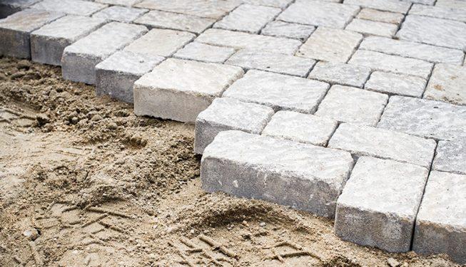brick and stone hardscaping kelowna
